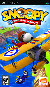 Snoopy vs The Red Baron USA PSP H33T 1981CamaroZ28 preview 0