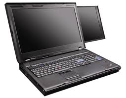 w700ds Lenovo ThinkPad W700ds 170 inch and 10.6 inch Dual Widescreen Laptop   $2,302 Shipped