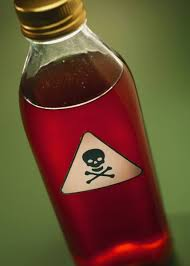 Keep chidren safe from poisons