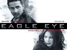 EAGLE EYE (2008) **** movie review by SEBASTIAN