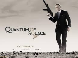 QUANTUM OF SOLACE (2008) *** advanced movie review by COOP