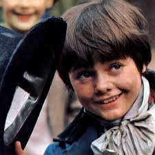 Jack Wild as the Artful Dodger