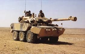 AMX-10RC des FAR // Moroccan AMX-10RC Amx10rc_cat4g