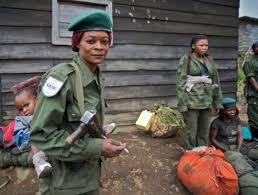 Dour - des dourois au Kivu (congo)