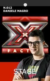 Daniele ad x factor