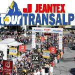 %name Predazzo, la Jeantex Tour Transalp 2009 di Giacomelli e Griot
