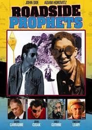 ROADSIDE PROPHETS (1992) ***1/2 long lost classic review by COOP