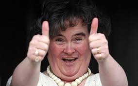 Susan Boyles Britains Got Talent