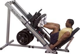 Sample Routine - 3 days Equipment: Intermediate GLPH1100_Leg%2520Press