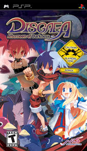 Disgaea Afternoon of Darkness USA PSP H33T 1981CamaroZ28 preview 0