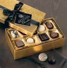 Le chocolat est terminé dans Broderies