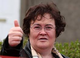 Susan Boyle was picked by producers