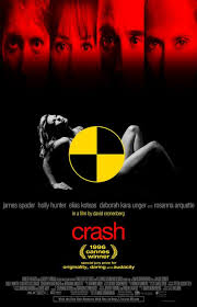David Cronenberg's CRASH (1996) NC-17 movie reviewed in 159 one-word statements. by DARK SIDE