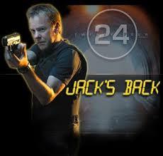 Jack Bauer - Jack's Back! 24 merchandise image