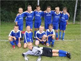 An E-Jugend Kids Team