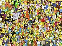 Simpsonovi...hromada postav