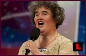 Susan Boyle Memory YouTube