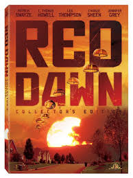RED DAWN remake!  Someone has seen the script!  by COOP