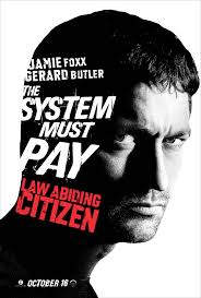 Revenge fantasies never looked so good. Awesome new trailer for LAW ABIDING CITIZEN. by COOP