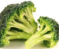 Yummy yummy broccoli!