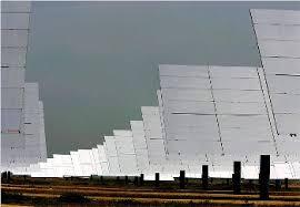 solarreserve la novita del solare termico quando il solenon ce foto Nuovo sistema fotovoltaico per dare energia all'abitato di Cavalese