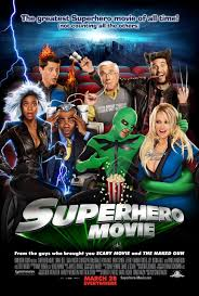 superheroe movie