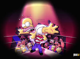 Homer vs Willi