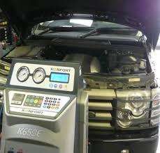 Airconditioning Servicing
