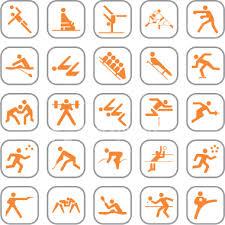 sport symbols Predazzo: Sport   Educazione, proposta alternativa all'esasperazione agonistica. Incontro dibattito