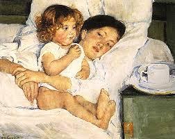 Mary Cassatt's art