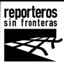 Logo de 'Reportero sin fronteras'