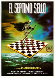 Cartel de la película, El séptimo sello|1957