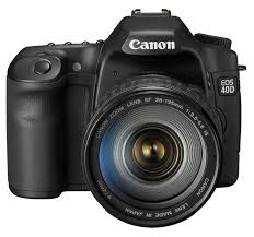 canon eos 40d front image Canon EOS 40D 10.1MP Digital SLR Camera with EF 28 135mm f/3.5 5.6 IS Lens   $950 Shipped