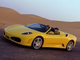 FF News: The Presidential Box--July 2009 2005-Ferrari-F430-Spider-Yellow-SA-1280x960