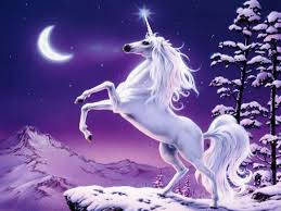 Human unicorns.