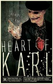 The short film HEART OF KARL has been creeping me out since the weekend.  by DARK SIDE