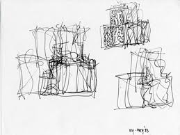 Gehry Sketch