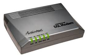 wireless dsl modem