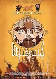 Benvidos a Belleville