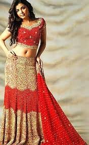 مدل لباس عروس هندی