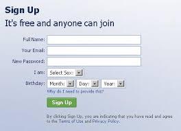 Cara Membuat Mendaftar Facebook di facebook.com