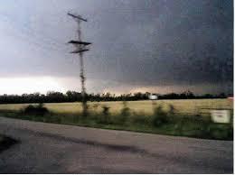 Tornado that hit Picher Oklahoma May