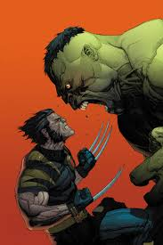 HULK vs. WOLVERINE vs. THOR = comic book perfection? Actually… it DOES! by COOP