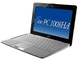 asus eee pc 1008ha seashell netbook ASUS Eee PC 1008HA Seashell 10 Inch Netbook   $410 Shipped