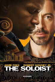 THE SOLOIST (2009) *** movie review by SEBASTIAN