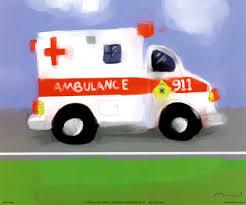MW1066~Ambulance-Posters.jpg