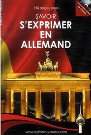 اللغة الألمانية (Langue Allemande)