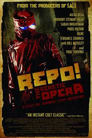 REPO! THE GENETIC OPERA (2008) **?? movie review by COOP (& DARK SIDE?)