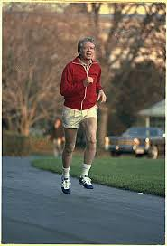 Jimmy Carter Running