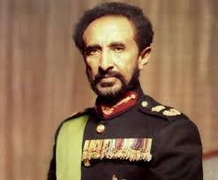 Haile Selassie - Lion of Judah!